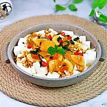 #我们约饭吧#神仙凉拌菜&薄荷皮蛋豆腐,清爽解腻高颜值