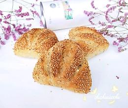 藜麦多谷面包的做法