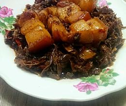 梅菜红烧肉的做法