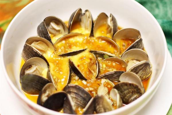 文蛤蒸蛋,一个字:鲜!的做法