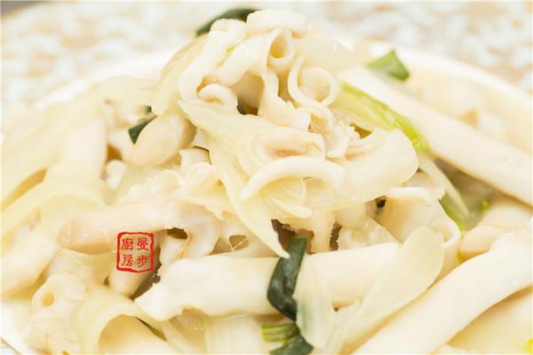 【曼步厨房】姜葱竹蛏 的做法