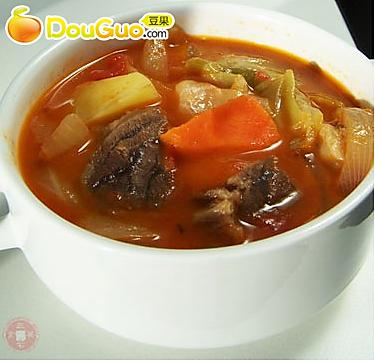 风靡世界的罗宋汤