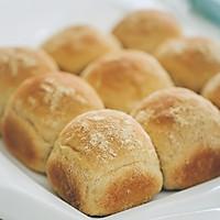 低脂低糖黄豆粉挤挤小面包的做法图解9