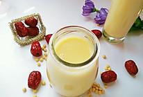 红枣枸杞豆浆#美的早安豆浆机#的做法