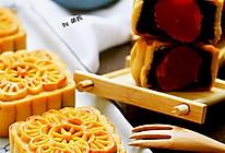 预热中秋~豆沙蛋黄月饼(经验篇)的做法
