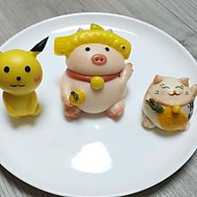 猪年大吉#年味十足的中式面点#