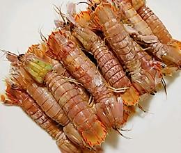 清蒸虾爬子(虾姑/皮皮虾/濑尿虾)的做法