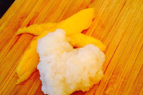 泰国芒果糯米饭的做法