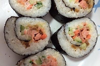 超详细原味寿司作法