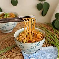 #硬核菜谱制作人#旧上海葱油面的做法图解17