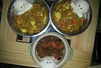 咖喱饭之咖喱鱼丸盖饭,咖喱牛肉饭的做法