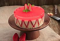 草莓慕斯蛋糕的做法
