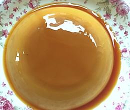 焦糖鸡蛋布丁(免烤)的做法