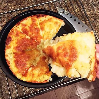 榴莲披萨来啦带饼皮(面饼是用面包机和面)