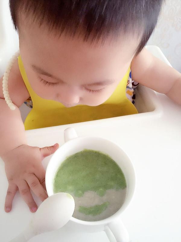 婴幼儿辅食西蓝花米糊的做法