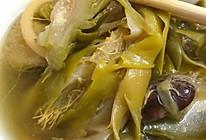 霸王花木瓜煲猪踭汤的做法