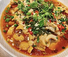 麻辣水煮鱼片的做法