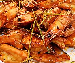 香茅大虾的做法