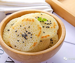 鹰嘴豆大米饼 宝宝辅食食谱的做法