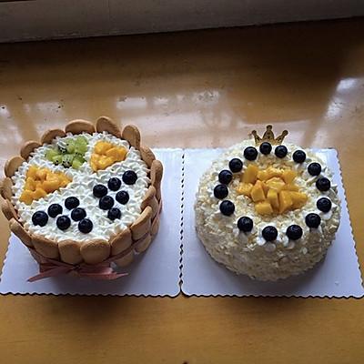 pp牌白森林生日蛋糕