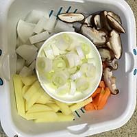 味增汤的做法图解3