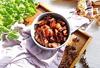 笋干红烧肉#硬核菜谱制作人#的做法