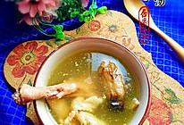 松茸鸡汤#花家味道#的做法