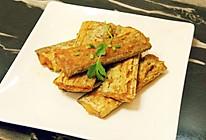 酥香椒盐带鱼的做法