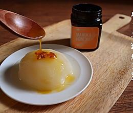 #北岛山谷蜂蜜#蜂蜜冰糖炖雪梨的做法