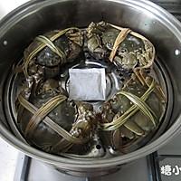 【清蒸大闸蟹】附:螃蟹挑选以及保存法的做法图解7