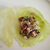 素福袋――卷心菜包饭的做法图解8