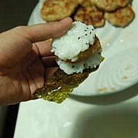 日式海苔饭汉堡的做法图解7