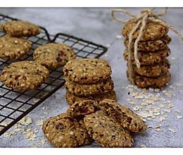 能量燕麦饼干—最流行的减肥饼干的做法