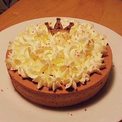 6寸巧克力慕斯蛋糕115
