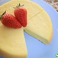 宝宝辅食食谱  电饭煲蒸蛋糕的做法图解16