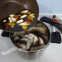 #苏泊尔巧易旋压力快锅#焖酥鱼的做法图解10