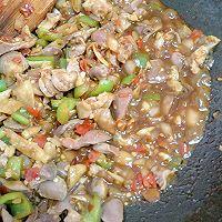 双椒爆炒鸡胗#金龙鱼外婆乡小榨菜籽油 最强家乡菜#的做法图解13