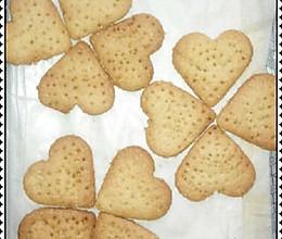 燕麦消化饼干的做法