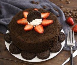 详细步骤  奥利奥草莓夹心蛋糕的做法