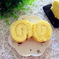 葡萄干蛋糕卷的做法图解18