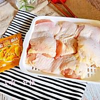 #我的养生日常-远离秋燥#烤箱版盐焗鸡排的做法图解1