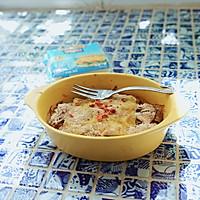 芝士烤红薯+#百吉福食尚达人#