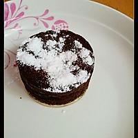 巧克力熔岩小蛋糕的做法图解13