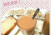 丝滑奶茶锡兰红茶版的做法