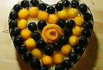 玫瑰之爱#豆果五周年#的做法