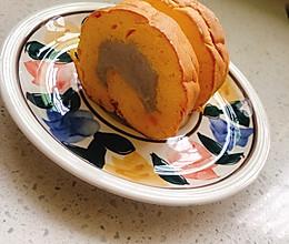 芋泥蛋糕卷+芋泥麻薯+芋泥奶茶的做法