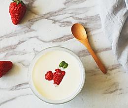自制蜂蜜水果酸奶#春天不减肥,夏天肉堆堆#的做法