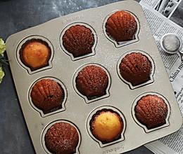#硬核菜谱制作人#巧克力夹心玛德琳的做法