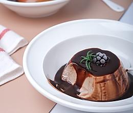 意式传统巧克力奶冻的做法