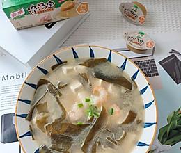#饕餮美味视觉盛宴#海带豆腐汤的做法